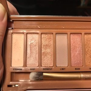 Urban Decay Makeup - Urban Decay 3 eyeshadow palette